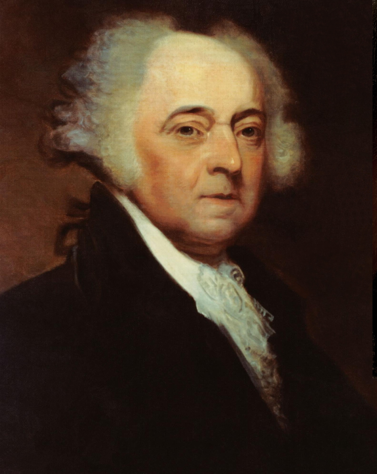 December 3 1813 john adams allegiance to the creator and governor