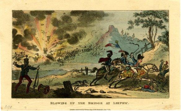 Blowing up Bridge