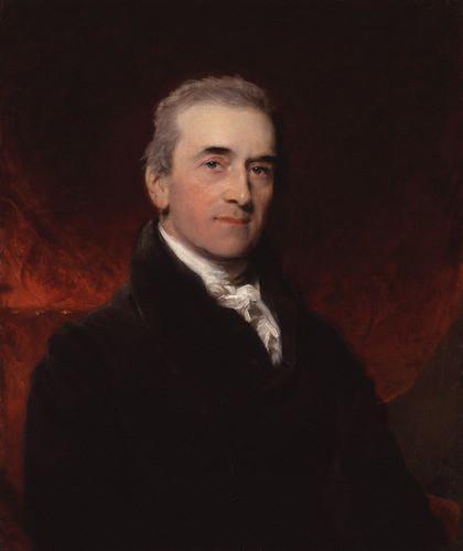 NPG 1171,Sir Samuel Romilly,by Sir Thomas Lawrence